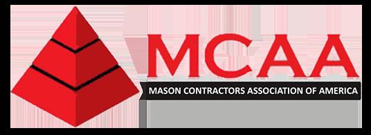 Mason Contractors Association of America (MCAA) logo